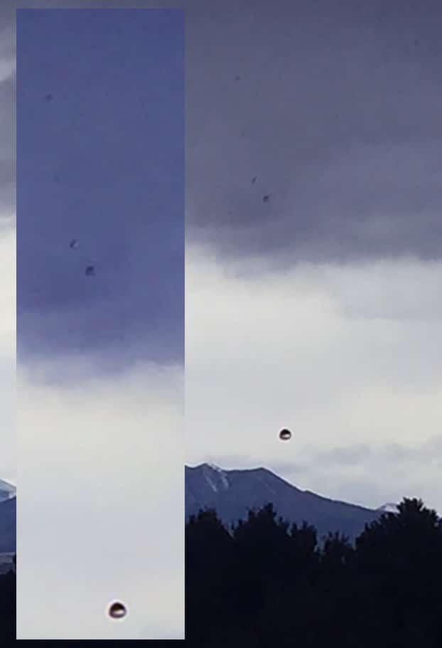 Colorado UFO
