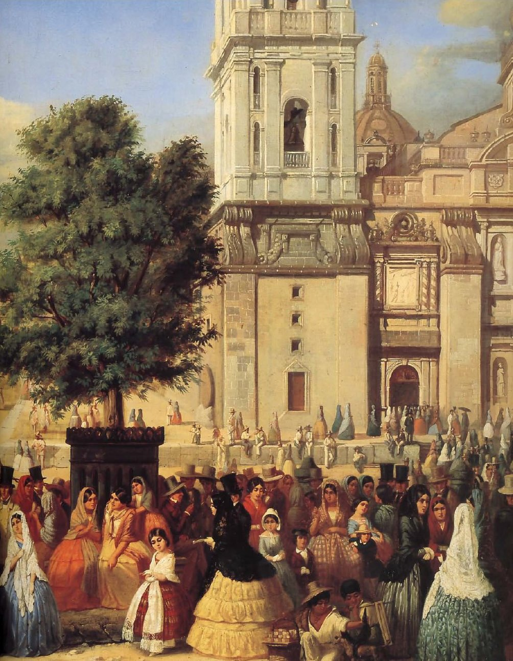 Plaza Mayor Painting