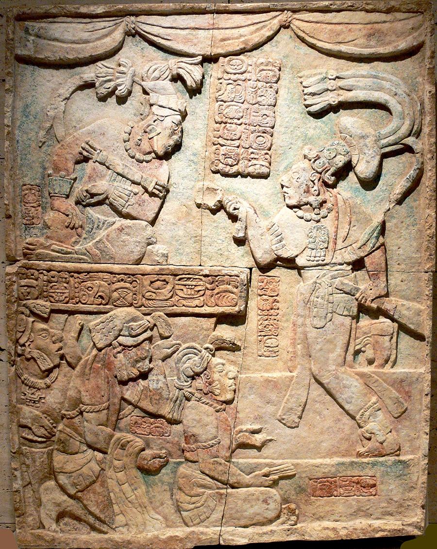 Mayan Slaves