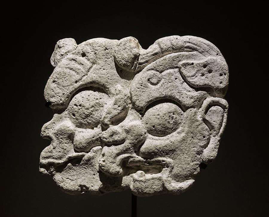 Mayan Heads