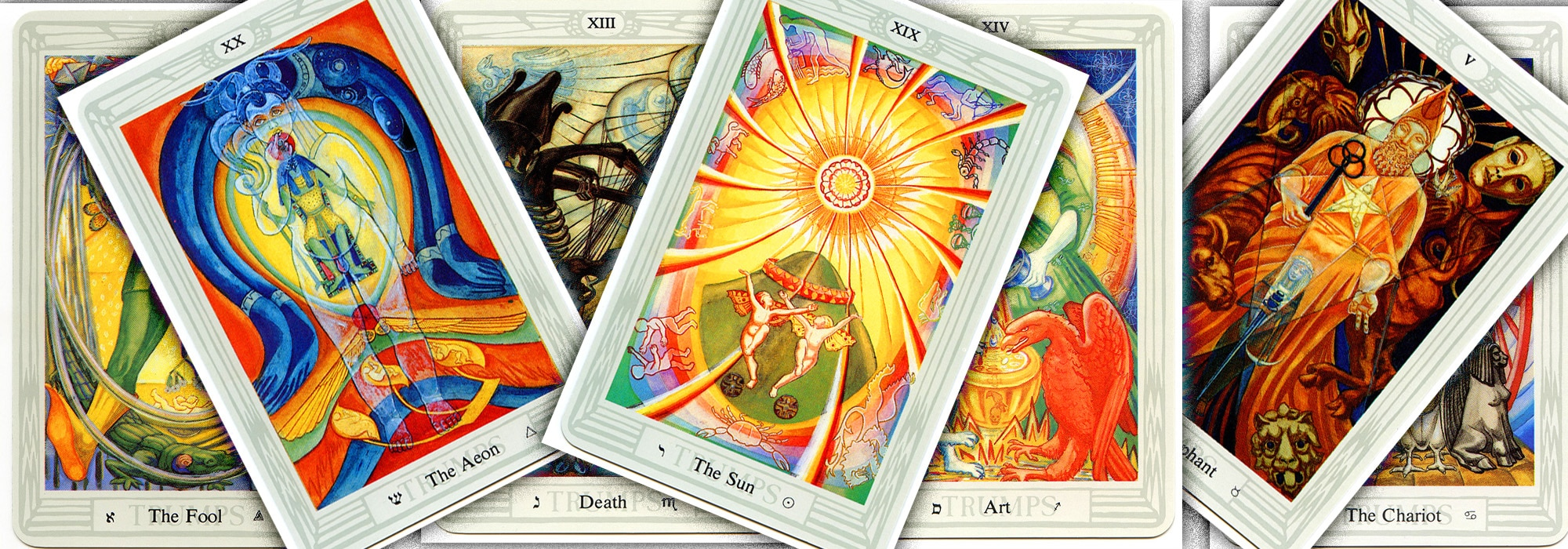 Thoth Tarot Oracle