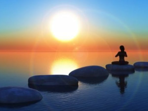 The Art of Meditation · Step Three